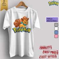 Baju kaos t-shirt dewasa/anak ANIME TV POKEMON 04