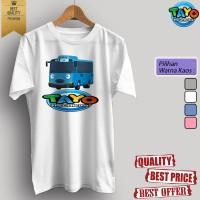 Baju kaos t-shirt dewasa/anak KARTUN TV TAYO 02
