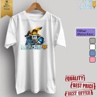 Baju kaos t-shirt dewasa/anak KARTUN TV LEGO NEXO KNIGHTS 04