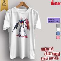 Baju kaos t-shirt dewasa/anak ANIME TV GUNDAM 19