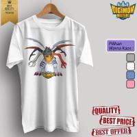 Baju kaos t-shirt dewasa/anak ANIME TV DIGIMON 19
