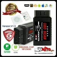 Garansi-Original Chip V1.5/OBDII OBD2/ELM327/WIFI