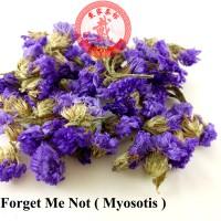 Teh Herbal Bunga Myosotis atao Forget Me Not Tea 50g /