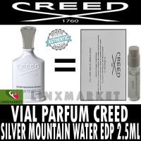 TERMURAH VIAL PARFUM CREED SILVER MOUNTAIN WATER UNISEX EDP 2.5ML