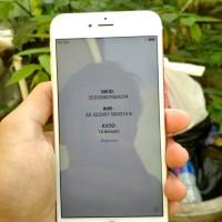 Jual iPhone 6S Plus lock icloud 64 Gb Murah