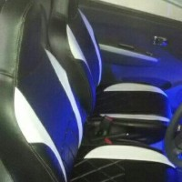 Sarung Jok Mobil Nissan Evalia, Serena Bahan Oskar Elegant 3 Baris