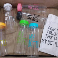 Jual Paling Murah Botol Minuman My Bottle with Pouch / BaG ( My Bottle + Po Murah