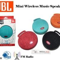 Jual Speaker Mini Wireless JBL Clip 2 Premium Murah