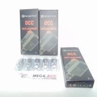 Jual 1 Pack Coil KangerTech Subtank Vertical OCC Coil Heads Berkualitas Murah