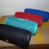 Jual JBL Charge 3 Bluetooth Speaker Waterproof Portable Outd Berkualitas Murah
