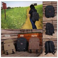 Jual BEST SELLER Tas Ransel Bodypack Kanvas Canvas A360 Murah