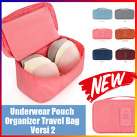 Jual Murah ! Underwear Pouch Organizer Travel Bag Versi 2 (TS19) Murah