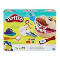 Playdoh Doctor Drill N Fill Play Doh Dentist Dokter Gigi Set