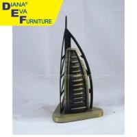 Miniatur Burj Al Arab (HAC-43)
