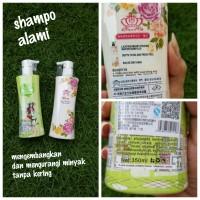 Jual DISKON!! shampo my love BOTOL HIJAU ORIGINAL MENGEMBANGKAN DAN Murah