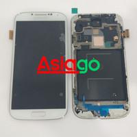 LCD SAMSUNG GALAXY S4 / I9500 ORIGINAL + TOUCHSCREEN + FRAME