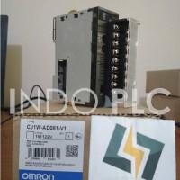 PLC Omron CJ1W-AD081-V1