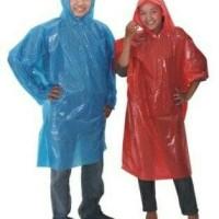 Jual PAKET 12 pcs (1 LUSIN) Murah !!! Jas Hujan Ponco Plastik Murah (Seka   Murah