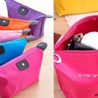 Jual New Tas / Dompet Kosmetik (Rainbow Cosmetic Pocket) Murah Murah