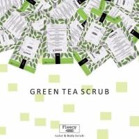 Jual GREEN TEA FLEECY FACE & BODY SCRUB Murah