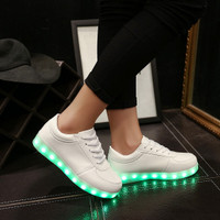 Jual Promo Sepatu led shoes import Exclusive Termurah Murah