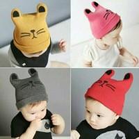 topi kupluk anak