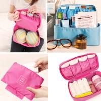 Jual underwear bra pouch storage travel organizer tas bh dompet kosmetik Murah