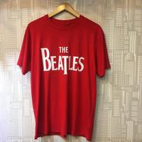 Jual Kaos The Beatles Murah