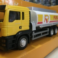 harga Diecast Truck Kinsmart Uni-car Man Tgs Oil Tanker New Mib Yellow Tokopedia.com