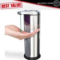 Jual Stainless Steel Soap Dispenser Sensor Automatic - Sabun Otomatis Murah