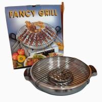 Maspion Fancy Grill / Alat Panggangan Pemanggang BBQ Serbaguna