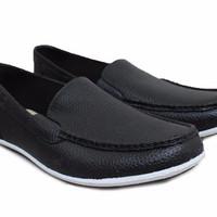 Jual Sepatu Karet - Pantofel - Sepatu Kerja Anti Air dan Hujan Hitam B Murah