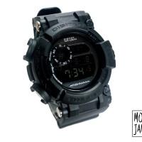 Jam Tangan Anti Air Original Digitec DG 2106T Full Black