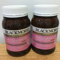 Jual BLACKMORES PREGNANCY BREAST FEEDING GOLD 180 AUSI AUSTRALIA ORIGINAL Murah