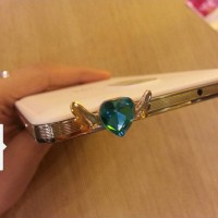 harga Love Wings Diamond Pluggy - Earplug - Earcap Iphone Samsung Blackberry Tokopedia.com
