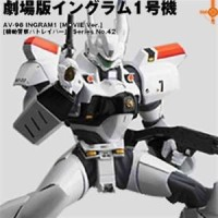 REVOLTECH 042 42 MOBILE POLICE PATLABOR INGRAM 1 MOVIE FIGURE GENUINE