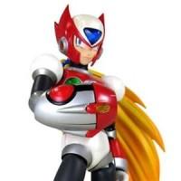 BANDAI D-ARTS ROCKMAN MEGAMAN X ZERO FIGURE 1000% GENUINE CR AQ1664
