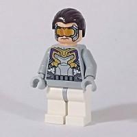 "GENUINE LEGO ""Hydra Driver Henchman"" Figure"