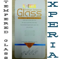 Jual Tempered Glass KboX For Xperia L / E3 / T2 / T3 / Z / M2 / C3 / Z dll Murah