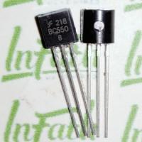InFath - BC550 NPN transistor