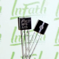 InFath - Original Fairchild MPSA13 NPN Darlington Transistor