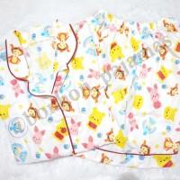 Jual Baju Tidur Piyama Pajamas Baby Pooh n Friends Murah
