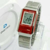 NEW!!! Jam Tangan Wanita Digitec Original Rantai Model Casio