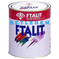 FTALIT /Cat Besi dan Kayu Warna Semi GLoss dan Doff 1 KG / Kaleng