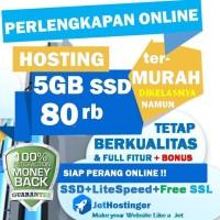 Hosting Murah Gratis SSL dan SEO Tools | Web Hosting Website Murah