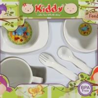 feeding set kecil kiddy [8601]