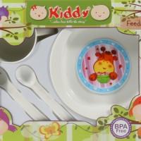 feeding set kecil 4in1 kiddy [8603]