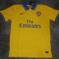 jersey arsenal away 13/14 2013/2014 retro