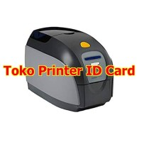 Printer Kartu Zebra ZXP3/zxp3 | ID Card Printer Awet, Bandel dan Murah