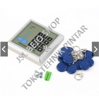Jual RFID Door Lock Access Control System Set  10 Key Murah